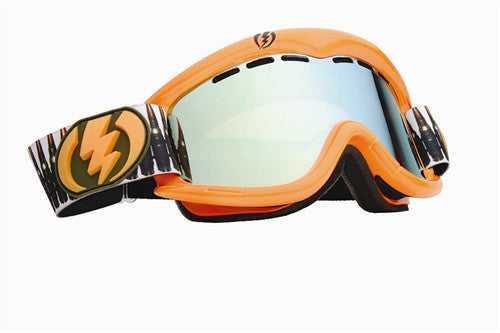 Electric Visual EG1 - Orange - Mens Goggles