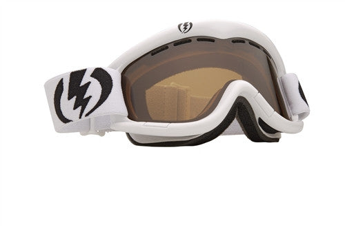 Electric Visual EG1 - White - Mens Goggles