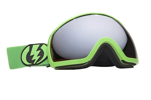 Electric Visual EG2 - Green - Mens Goggles