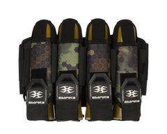 Empire 2014 Action Pack Hex FT Paintball Harness - 4+7 - Green