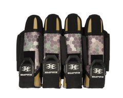 Empire 2014 Action Pack Hex FT Paintball Harness - 4+7 - Tan