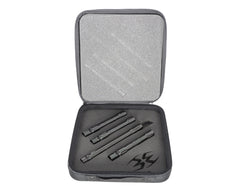 Empire 4 Piece Barrel Kit - Spyder - Black