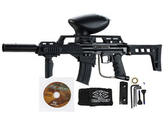 Empire BT-4 Slice G36 Elite Paintball Gun - Black