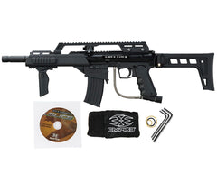 Empire BT-4 Slice G36 Paintball Gun - Black
