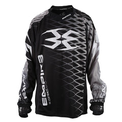Empire 2015 Contact Zero F5 Paintball Jersey - Black/Grey