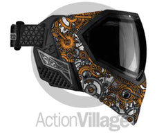 Empire EVS Mask - Limited Edition Steampunk