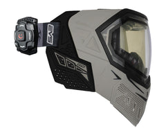 Empire EVS Mask w/ Recon Heads Up Display - Grey/Black
