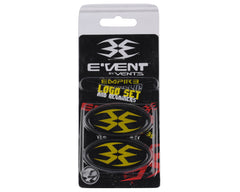 Empire Events Mask Logo Set & Retainers - Yellow (39456)