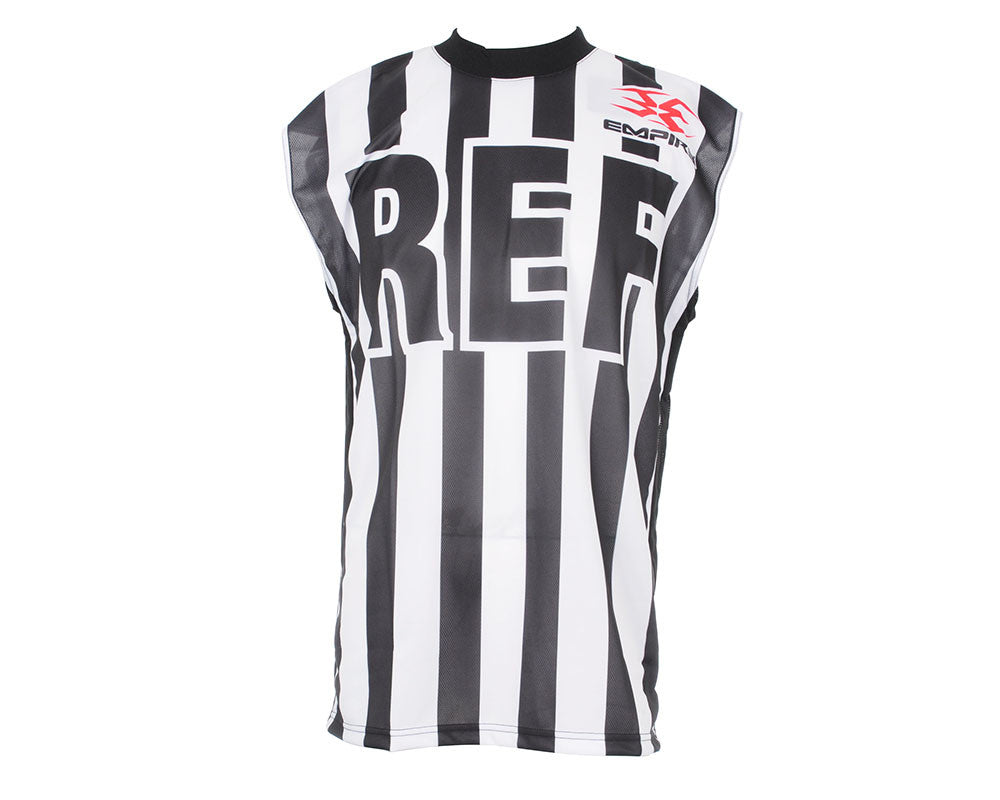 Empire Referee Jersey - Black & White