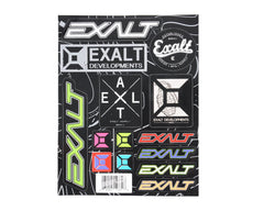 Exalt 2015 Sticker Sheet