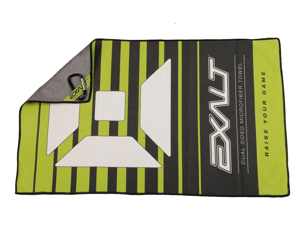Exalt Microfiber 2014 Team Goggle Cloth - Lime