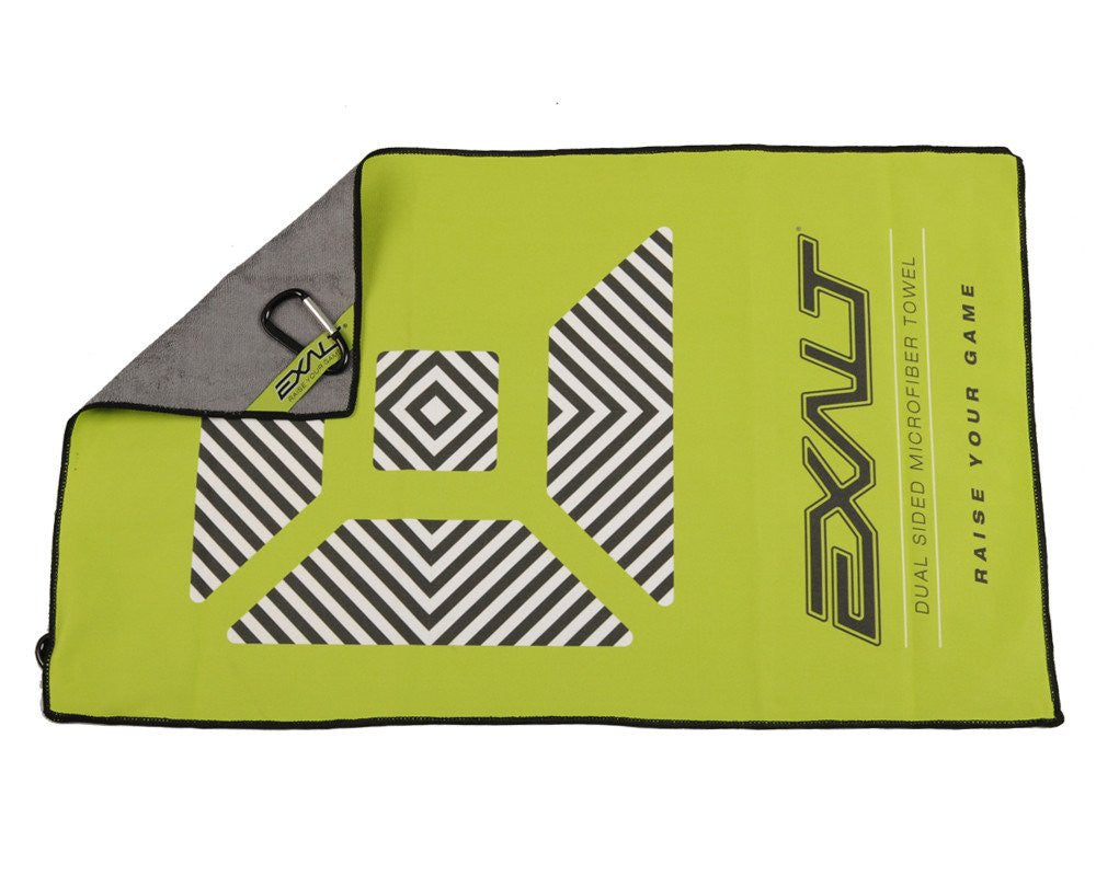 Exalt Microfiber 2014 Team Goggle Cloth - Neon