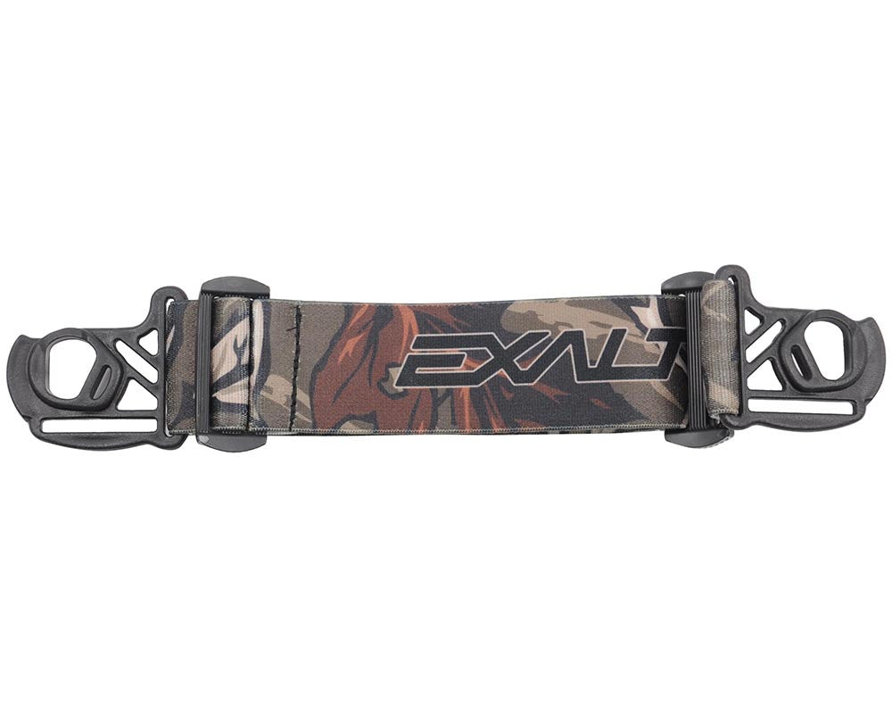 Exalt E-Vents Goggle Strap - Camo - Brown Leaf