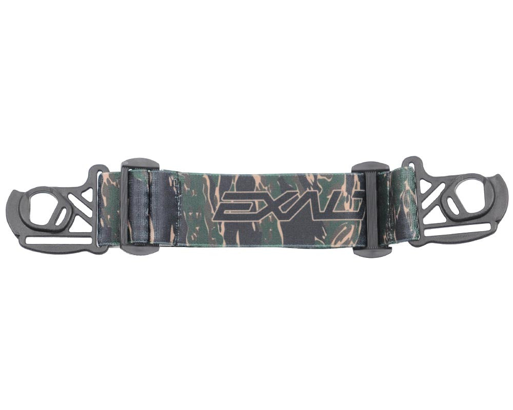 Exalt E-Vents Goggle Strap - Camo - Jungle Tiger V