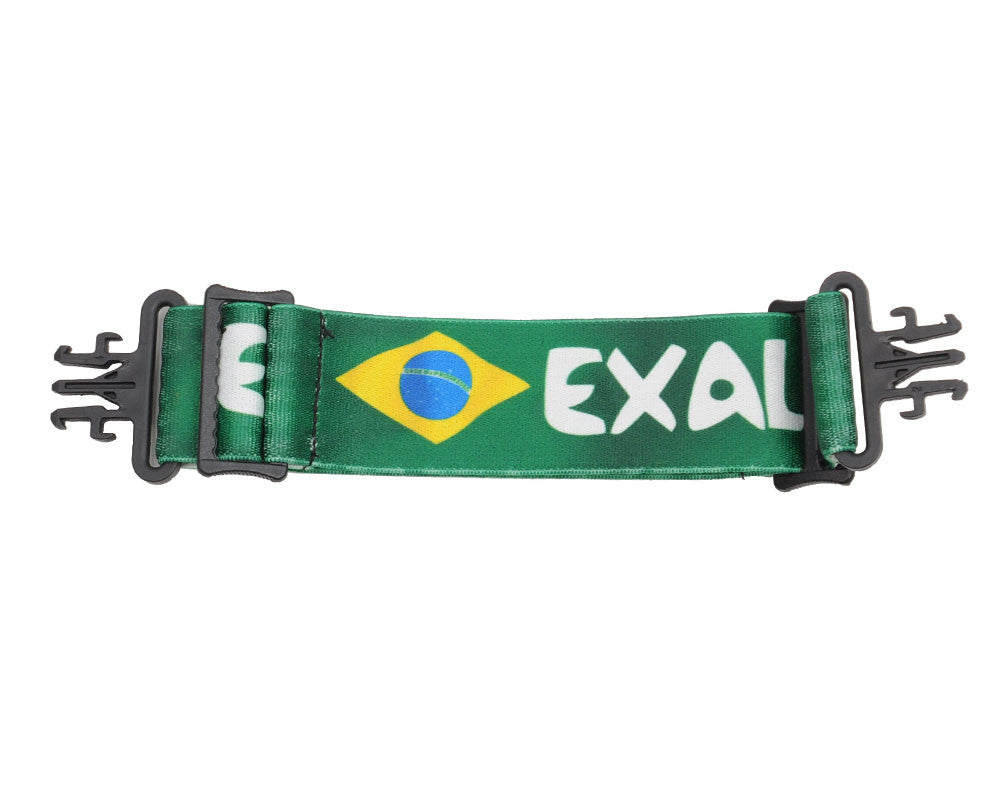 Exalt Grill Goggle Strap - Country - Brazil