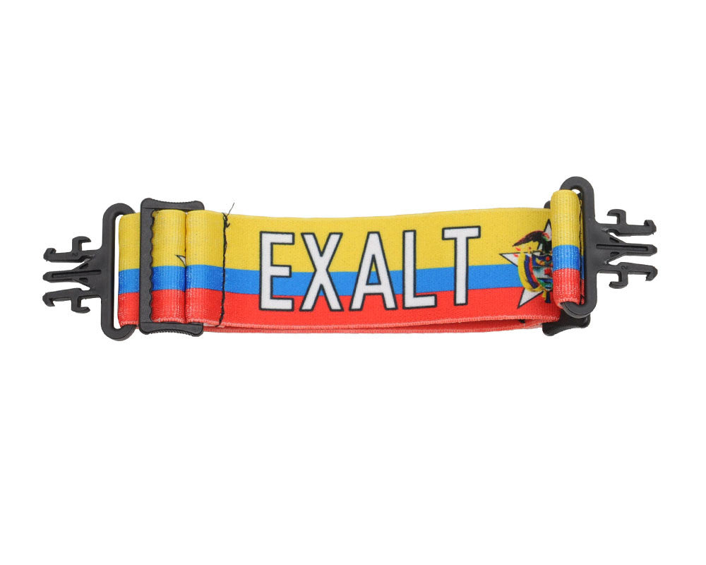 Exalt Grill Goggle Strap - Country - Colombia