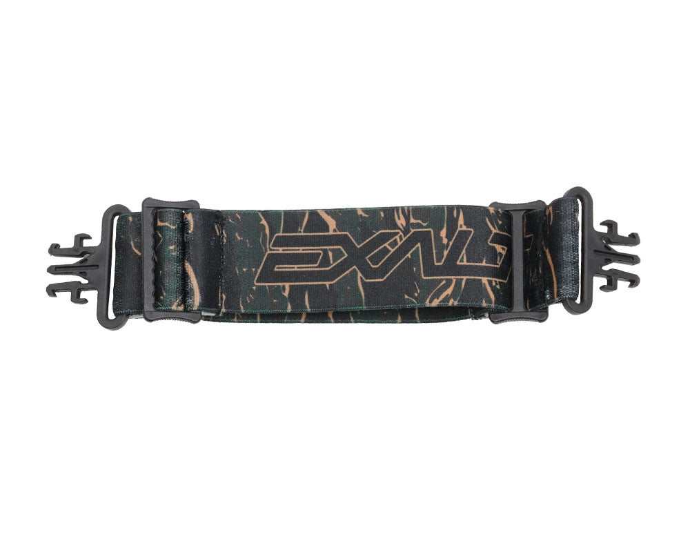 Exalt Grill Goggle Strap - Camo - Jungle Tiger H