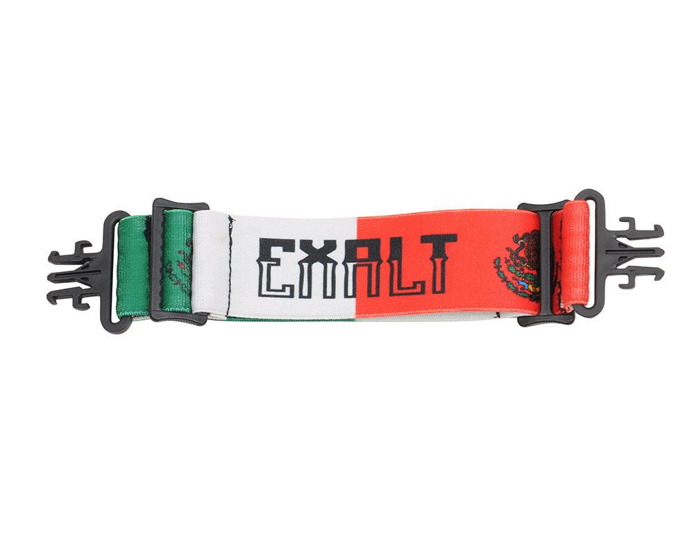 Exalt Grill Goggle Strap - Country - Mexico