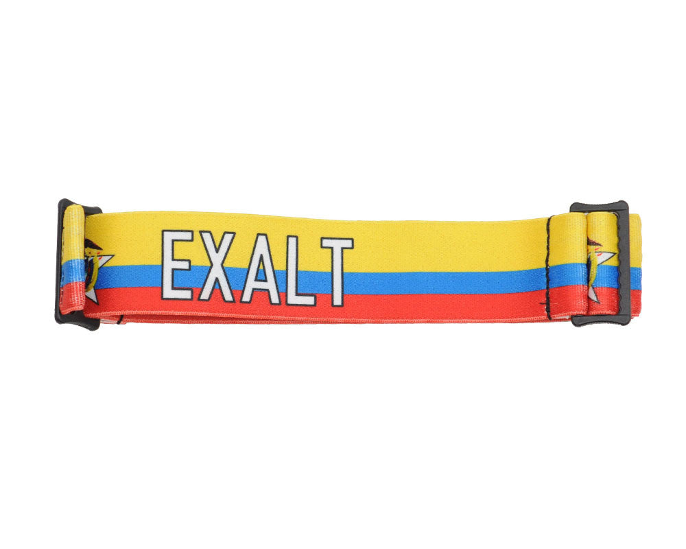 Exalt JT Goggle Strap - Country - Colombia