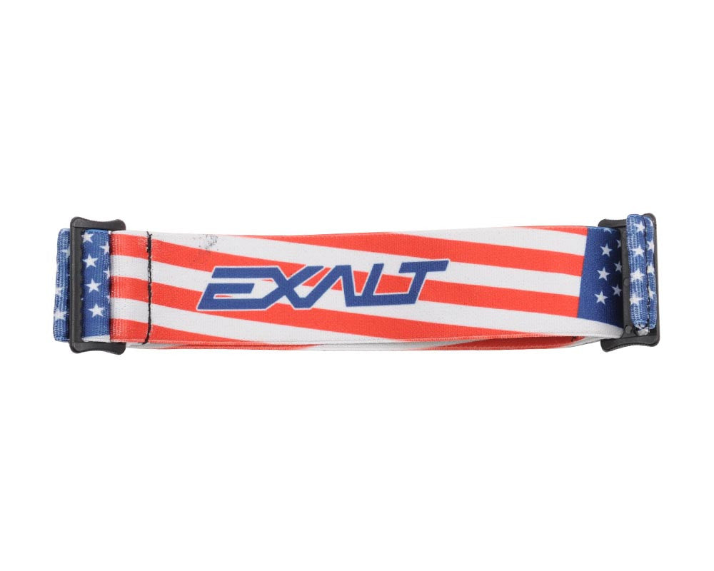 Exalt JT Goggle Strap - Country - USA