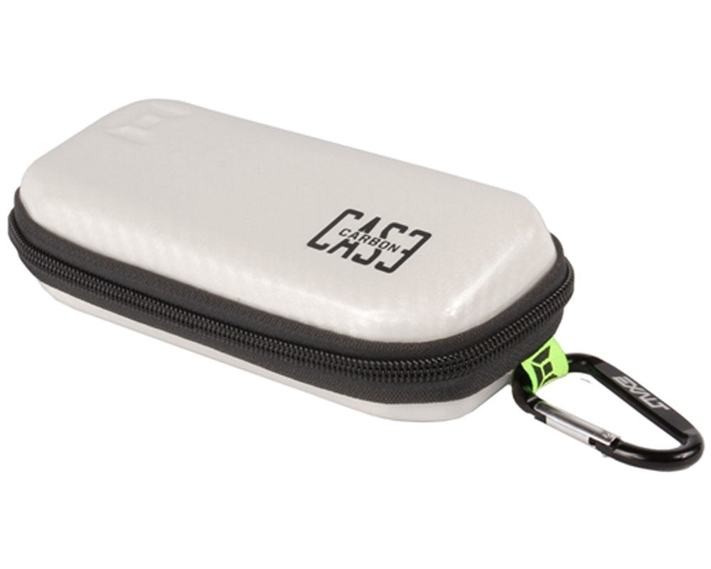 Exalt Carbon Sunglasses Case - LE White