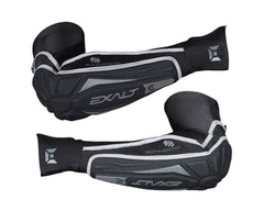 Exalt Paintball T3 Elbow Pads - Grey