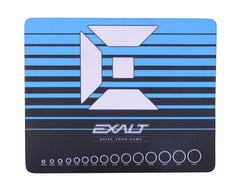 Exalt Paintball Tech Mat - Blue