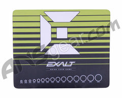 Exalt Paintball Tech Mat - Lime