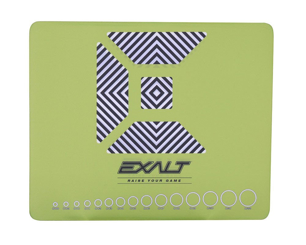 Exalt Paintball Tech Mat - Neon