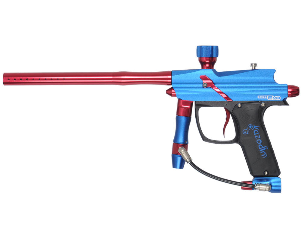 Azodin Blitz Evo Paintball Gun - Blue/Red