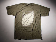 Elm Company The Leaf T-Shirt - Green - Mens T-Shirt