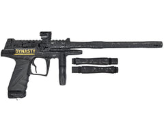 Field One G6R Tactical Division Paintball Gun - Dynasty Edition 3D Splash Black