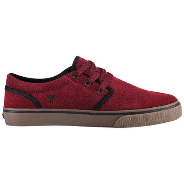 Fallen The Easy - Oxblood/Black - Men's Shoes