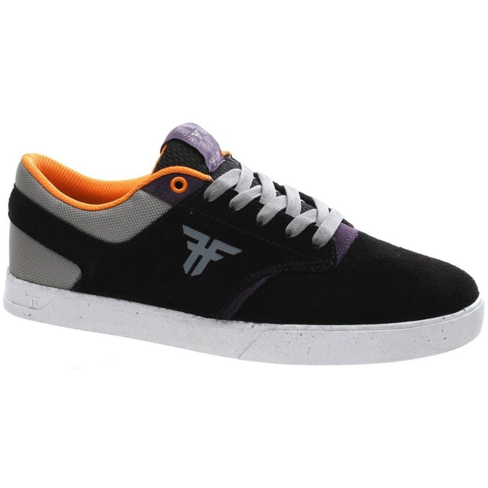 Fallen The Vibe - Black/Deep Purple - Men's Shoes