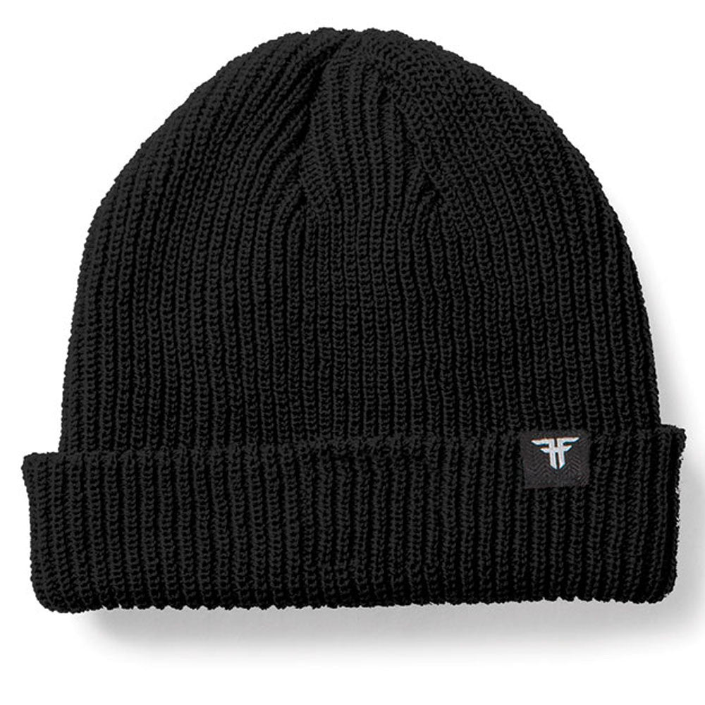 Fallen Wharf - Black - Men's Beanie