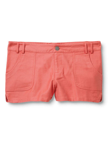 Quiksilver Heritage Beach Shorts - Pink - Womens Shorts