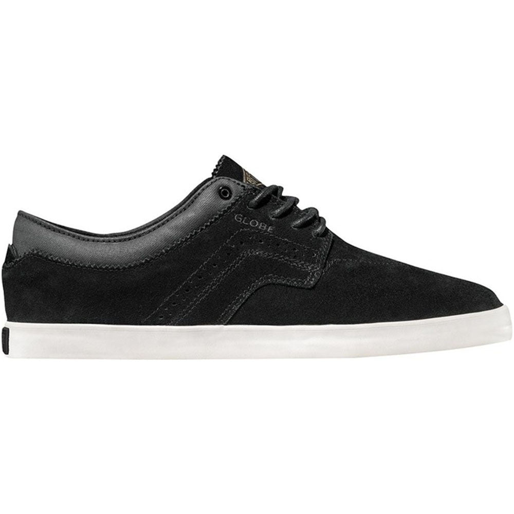 Globe The Taurus - Black/Leopard - Skateboard Shoes
