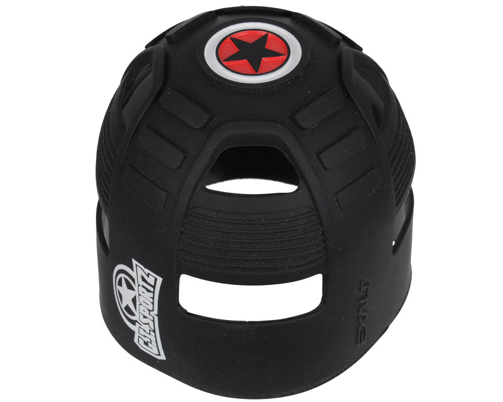 GI Sportz Tank Grip - Black/Red