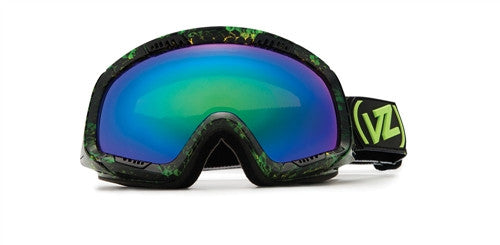 Von Zipper Feenom Spherical + Bonus Lense - Green - Mens Goggles