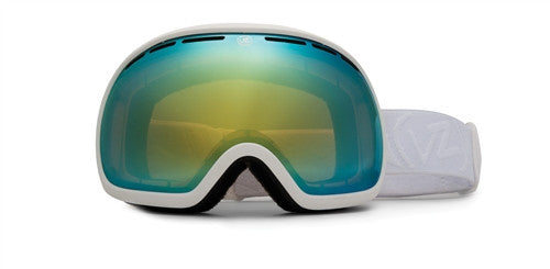 Von Zipper Fishbowl - White - Mens Goggles