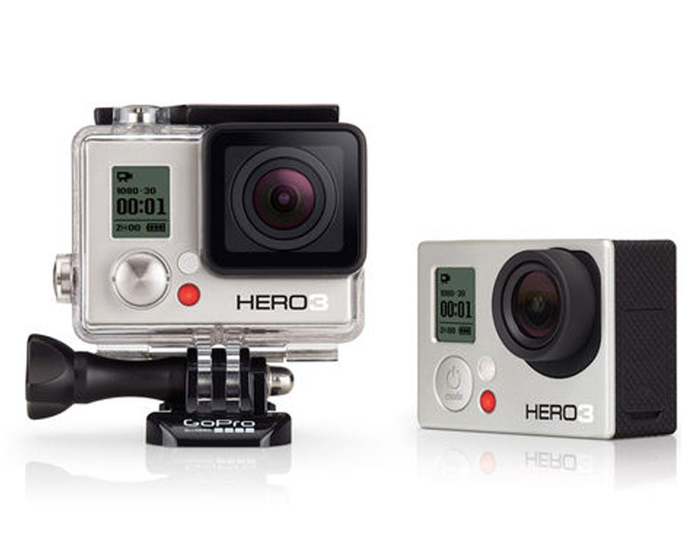 GoPro Hero3 White Edition (CHDHE-302)