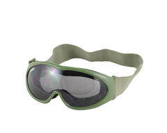 Gen X Global Deluxe Airsoft Goggle - Olive