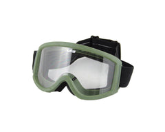 Gen X Global Multi Purpose Airsoft Goggle - Olive