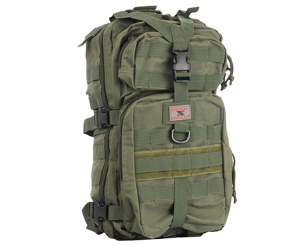 Gen X Global Mini Tactical Backpack - Olive