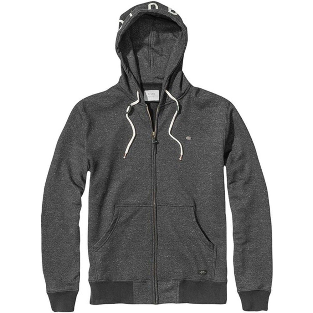 Globe Fairfax III Hoodie - Black - Men's Sweatshirt