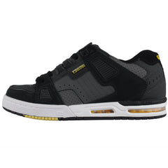 Globe Sabre - Night/Black/Yellow - Skateboard Shoes