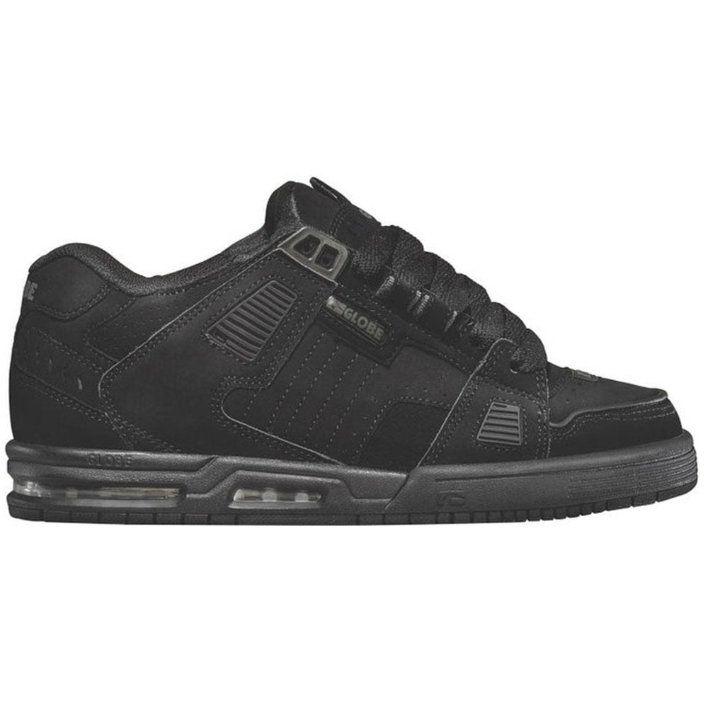 Globe Sabre - Black - Skateboard Shoes