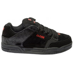 Globe Tilt - Black/Red - Skateboard Shoes