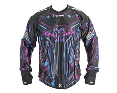 HK Army 2014 Hardline Paintball Jersey - Arctic