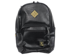 HK Army Gator Skin Backpack - Black